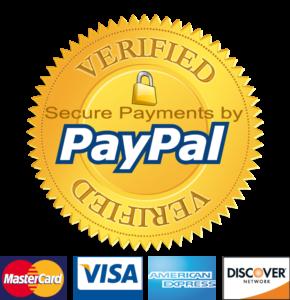 Paypal Verified TAOS