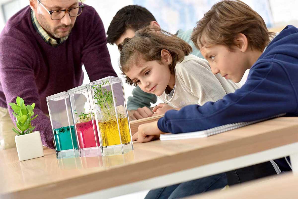 Attivita' educative per ragazzi