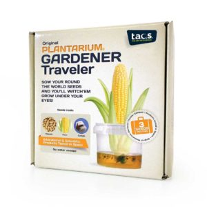 Gardener Traveler